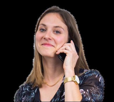 Amélie, assistante marketing et développement