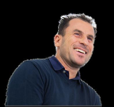 Christophe, dirigeant de l'entreprise Synpeak
