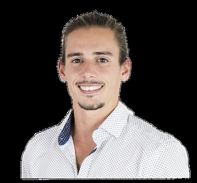 Léo, chargé de projet ergonomie et sport santé en entreprise.